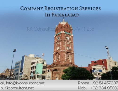 How to register company in Faisalabad, Pakistan