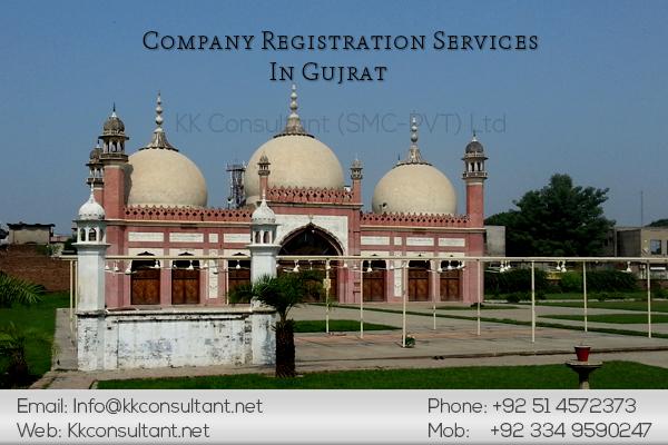 Company Registration in Gujrat