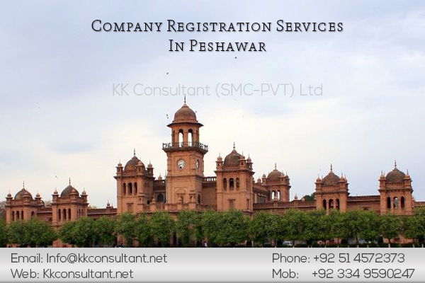 Company Registration in Peshawar, Pakistan