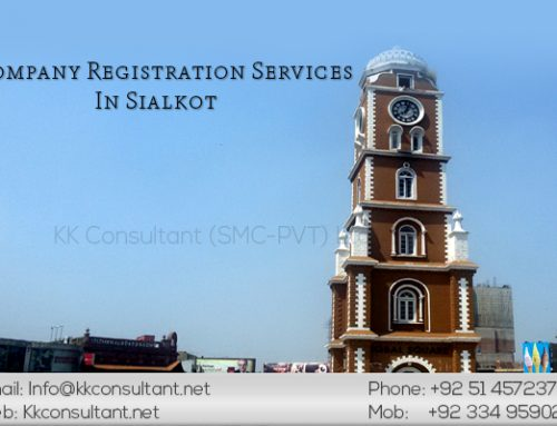 How to Register Company in Sialkot, Pakistan