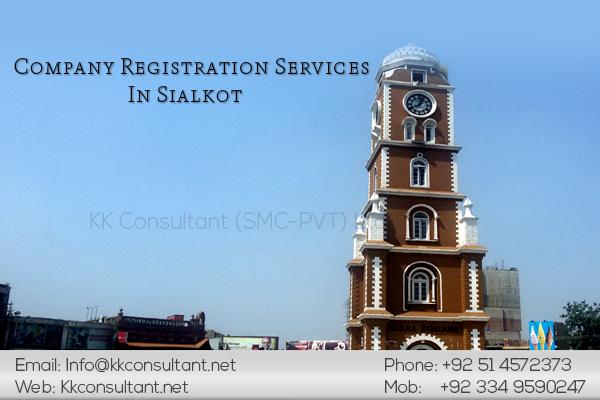 Company Registration in Sialkot, Pakistan