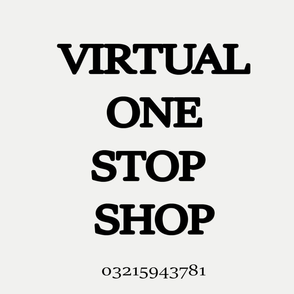 Virtual One Stop Shop - Pakistan