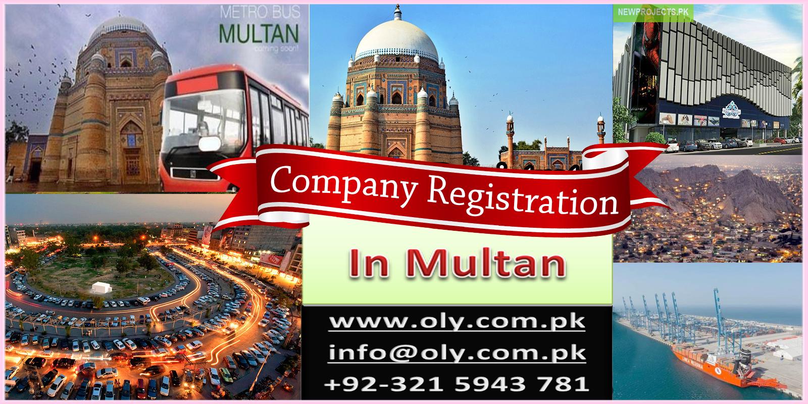 Company Registration in Multan